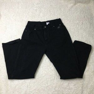 Harley Davidson Black Classic Fit Womens Jeans 12R